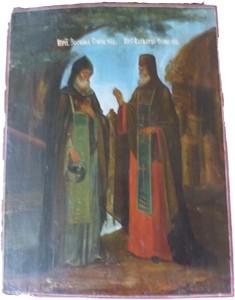 Преподобные Зосима и Савватий