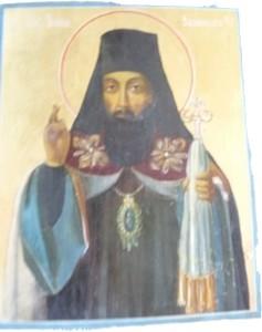 Храмовая икона Тихона Задонского